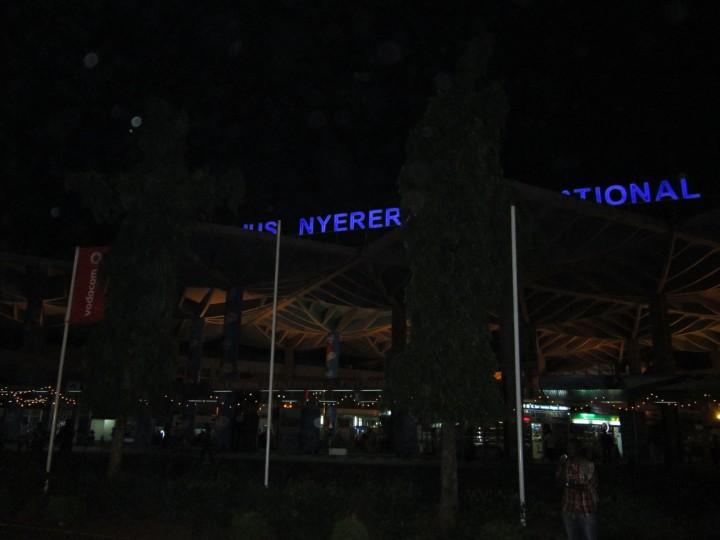 Tanzania Airport