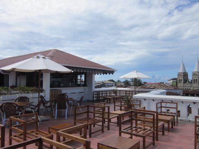 Maru Maru rooftop lounge