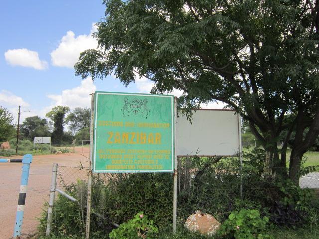 Zanzibar Border Post
