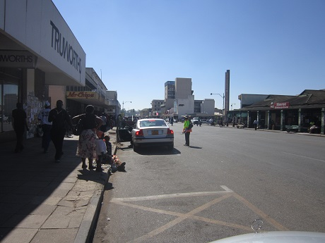 Gweru Parking Enforcement on the hunt