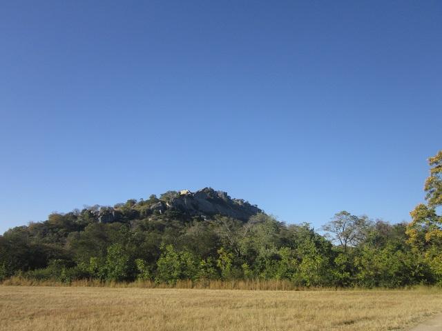 The Hill ruin