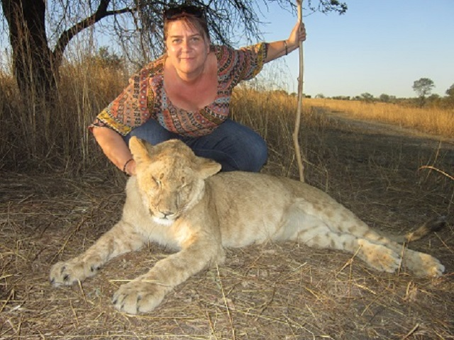 Queen of the lions