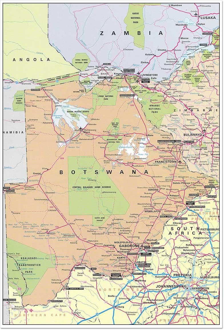 Botswana Page 3 cherylsafricanadventure