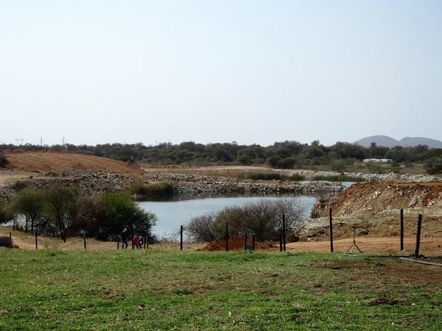 Gaborone Waterfront